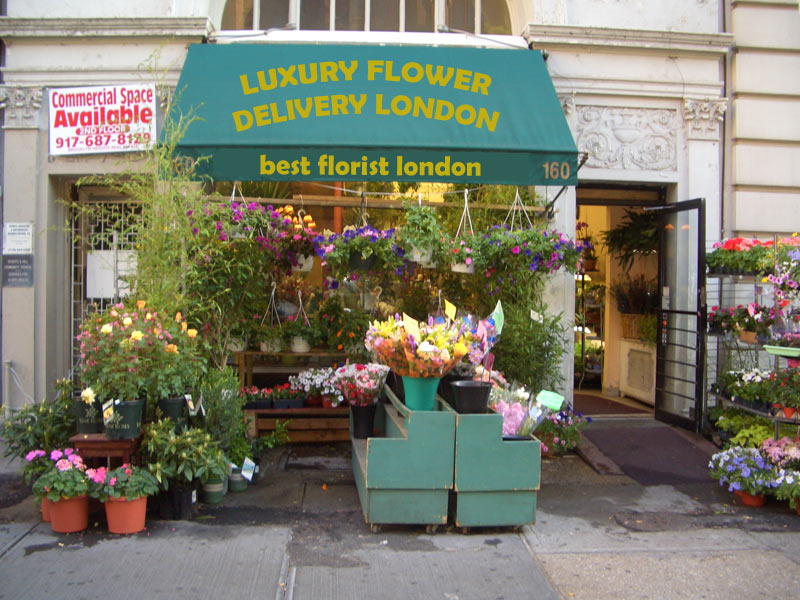 best florist london - If businesses were named to rank better in Google