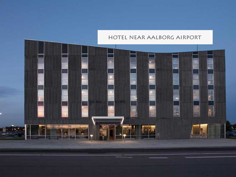 hotel near aalborg airport - If businesses were named to rank better in Google